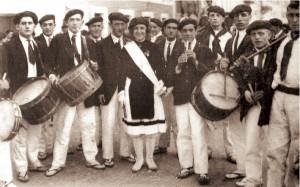 Cantinera: Josefa Cubero Linazasoro Sargento: Honorio Martín