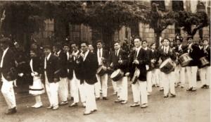 Cantinera: Josefa Cubero Linazasoro. Sargento: Aguinaga Entre otros: Pepito Echeveste, Máximo Zubeldia, su hermano Simón, Honorio Martín