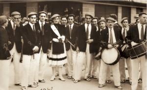 Cantinera: Mayi Muñoz Sargento: Vicente Urtizberea Entre otros: C. Barguín, V. Arrieta, Recarte, J. M. Ultra, E. Zaporta, F. Marcos, P. Docampo, Aginagalde, I. Ruiz....