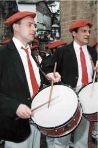 Fermín Olazabal  y Jon Abaigar